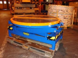 Table élévatrice pneumatique en acier - Devis sur Techni-Contact.com - 1