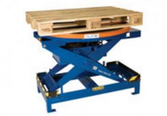 Table élévatrice pneumatique en acier - Devis sur Techni-Contact.com - 2
