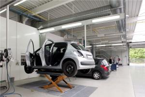 Table élévatrice voiture - Devis sur Techni-Contact.com - 4