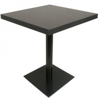 Table en bois avec Piètement central rond - Devis sur Techni-Contact.com - 1