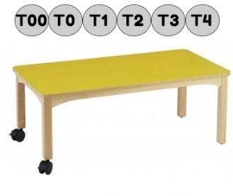 Table en bois de hêtre - Devis sur Techni-Contact.com - 3