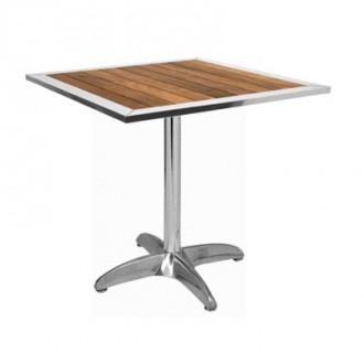 Table en bois pour extérieur - Devis sur Techni-Contact.com - 1