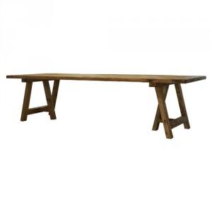 Table en bois rustique - Devis sur Techni-Contact.com - 1