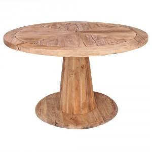 Table en bois rustique - Devis sur Techni-Contact.com - 4
