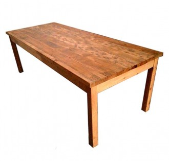 Table en bois sur-mesure - Devis sur Techni-Contact.com - 2
