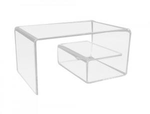 Table en escargot en plexiglas - Devis sur Techni-Contact.com - 1