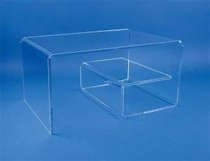 Table en escargot en plexiglas - Devis sur Techni-Contact.com - 3