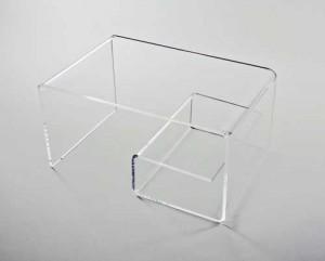 Table en escargot en plexiglas - Devis sur Techni-Contact.com - 4