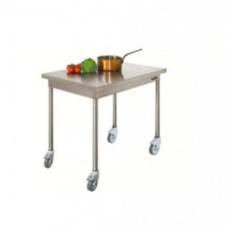 Table en inox démontable - Devis sur Techni-Contact.com - 1