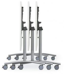 Table en mélamine abattante - Devis sur Techni-Contact.com - 3