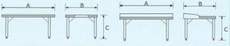 Table en tôle - Devis sur Techni-Contact.com - 2