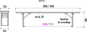 Table et banc pour terrasse - Devis sur Techni-Contact.com - 3
