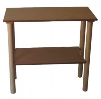 Table guéridon d'hôtel en bois - Devis sur Techni-Contact.com - 1