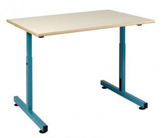 Table handicapé scolaire - Devis sur Techni-Contact.com - 1