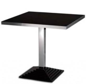 Table haute carrée - Devis sur Techni-Contact.com - 1