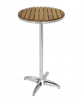 Table haute mange debout - Devis sur Techni-Contact.com - 1