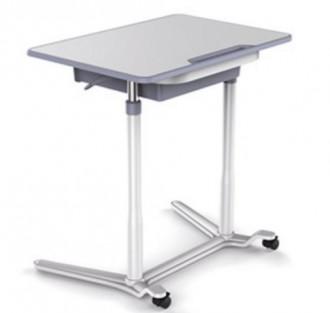 Table de travail individuel scolaire réglable - Devis sur Techni-Contact.com - 2