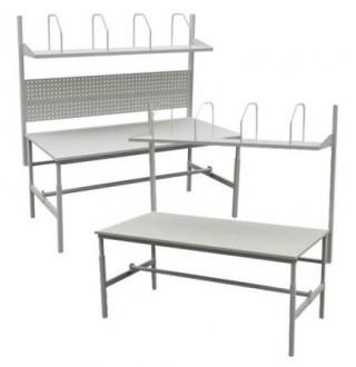 Table industrielle ergonomique - Devis sur Techni-Contact.com - 1