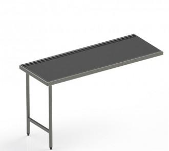 Table inox de sortie - Devis sur Techni-Contact.com - 1