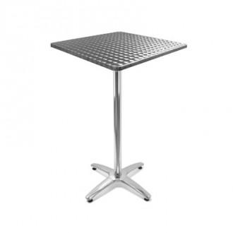Table inox haute de terrasse - Devis sur Techni-Contact.com - 1