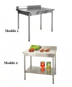 Table inox sur vérins - Devis sur Techni-Contact.com - 1