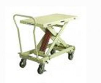 Table levage aluminium - Devis sur Techni-Contact.com - 1
