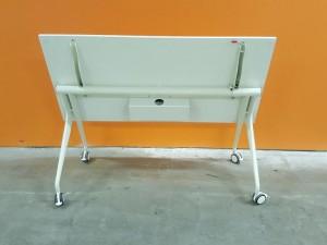 Table pliante à roulette blanche - Devis sur Techni-Contact.com - 3