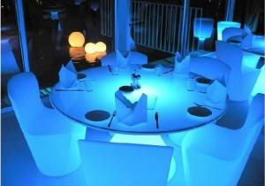 Table lumineuse pour 6 à 8 personnes - Devis sur Techni-Contact.com - 5