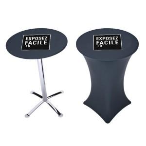 Table mange-debout pour stand - Devis sur Techni-Contact.com - 3