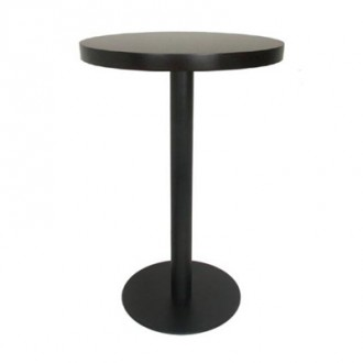 Table mange-debout rond - Devis sur Techni-Contact.com - 1