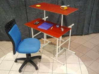 Table mange debout sur tréteaux - Devis sur Techni-Contact.com - 5