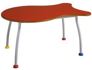 Table maternelle colorée - Devis sur Techni-Contact.com - 2