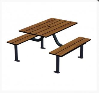 Table pique nique 1180 mm - Devis sur Techni-Contact.com - 1