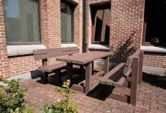 Table pique-nique pour personnes à mobilité réduite - Devis sur Techni-Contact.com - 1