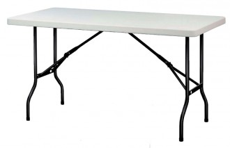 Table plastique pliante - Devis sur Techni-Contact.com - 1
