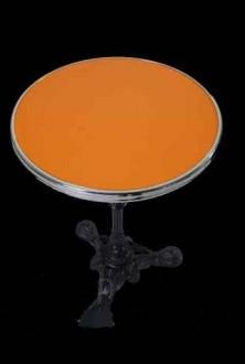 Table plateau rond pour café - Devis sur Techni-Contact.com - 2