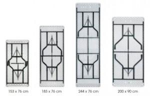 Table pliante rectangulaire - Devis sur Techni-Contact.com - 3