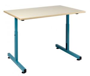 Table scolaire pour PMR Plateau fixe - Devis sur Techni-Contact.com - 1