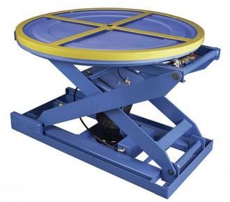Table pneumatique de mise à niveau - Devis sur Techni-Contact.com - 1