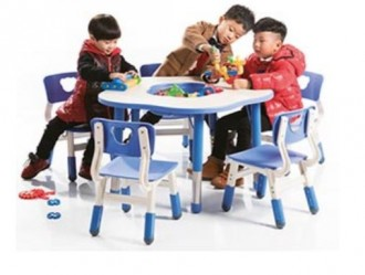 Table pour maternelle pour dessiner - Devis sur Techni-Contact.com - 3