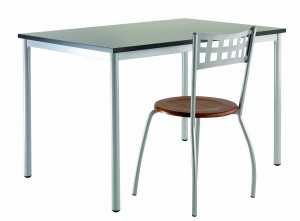 Table rectangulaire restauration - Devis sur Techni-Contact.com - 1