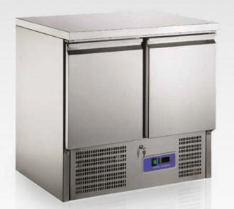 Table réfrigérée 2 portes GN 1/1 - Devis sur Techni-Contact.com - 1