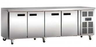 Table réfrigérée 4 portes - Devis sur Techni-Contact.com - 1