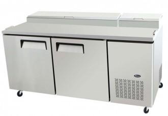 Table réfrigérée à 2 portes - Devis sur Techni-Contact.com - 1