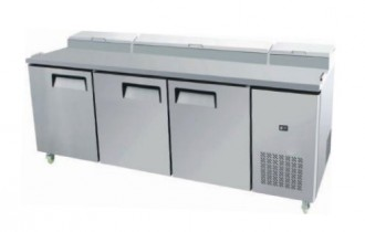 Table réfrigérée à 3 portes - Devis sur Techni-Contact.com - 1