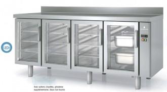 Table réfrigérée en acier - Devis sur Techni-Contact.com - 1