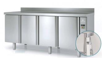 Table réfrigérée en acier - Devis sur Techni-Contact.com - 2