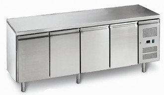 Table réfrigérée Inox - Devis sur Techni-Contact.com - 1