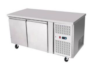 Table réfrigérée sous plan à 2 portes - Devis sur Techni-Contact.com - 1