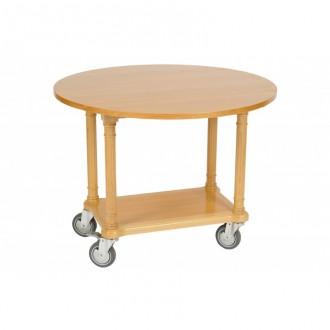 Table roulante de service - Devis sur Techni-Contact.com - 1